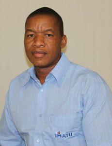 Mr Isaac Matome