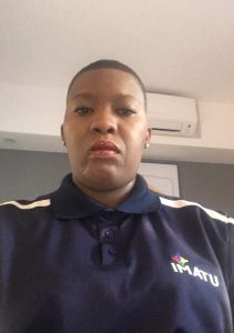 Ms Mmamaqashela Mkumbeni