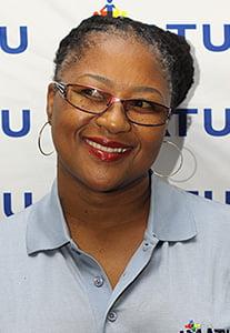 Ms Makhosazane Mhlongo